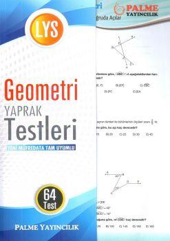 Palme Yayınları LYS Geometri Konu Testi
