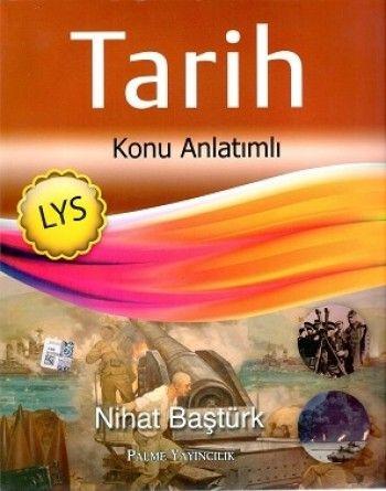 Palme Yayınları LYS Tarih Konu Anlatımlı