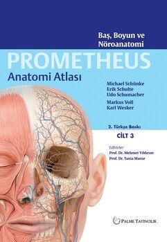 Palme Yayınları PROMETHEUS Anatomi Atlası Cilt 3