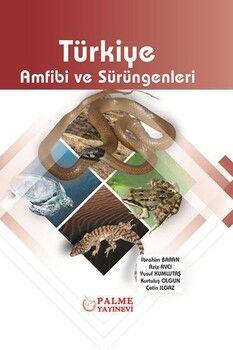 Palme Yayınları Türkiye Amfibi ve Sürüngenleri