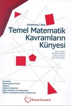 Palme Yayınları Temel Matematik Kavramların Künyesi
