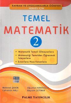Palme Yayınları Temel Matematik 2 Soru Bankası