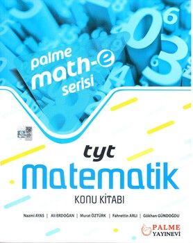Palme Yayınları TYT Matematik Konu Anlatımlı Mathe Serisi