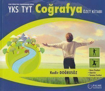 Palme Yayınları TYT Coğrafya Özet Kitabı