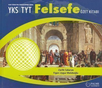 Palme Yayınları TYT Felsefe Özet Kitabı