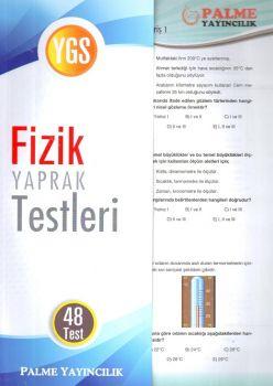 Palme Yayınları YGS Fizik Konu Testi