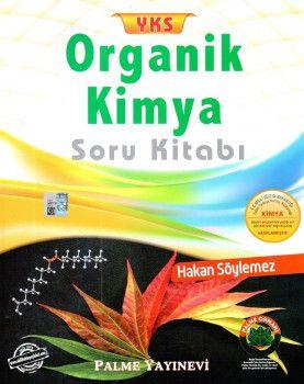 Palme Yayınları YKS Organik Kimya Soru Kitabı