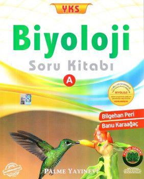 Palme Yayınları YKS Biyoloji Soru Kitabı A