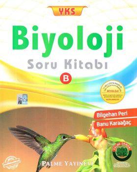 Palme Yayınları YKS Biyoloji Soru Kitabı B