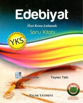Palme Yayınları YKS Edebiyat Soru Kitabı