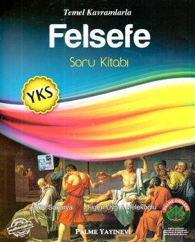 Palme Yayınları YKS Felsefe Soru Kitabı