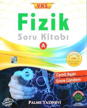 Palme Yayınları YKS Fizik Soru Kitabı A