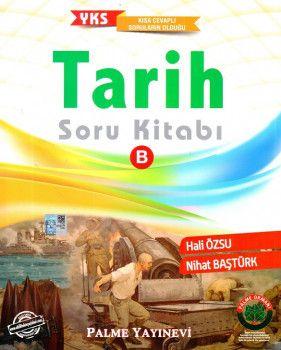 Palme Yayınları YKS Tarih Soru Kitabı B