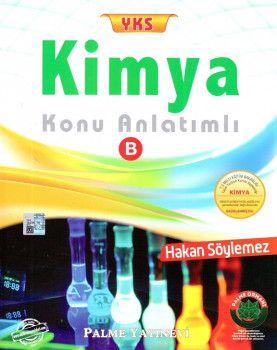 Palme Yayınları YKS Kimya Konu Anlatımlı B