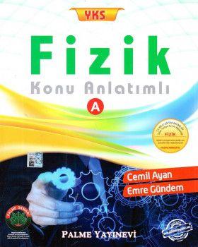 Palme Yayınları YKS Fizik Konu Anlatımı A