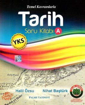 Palme Yayınları YKS Tarih Soru Kitabı A