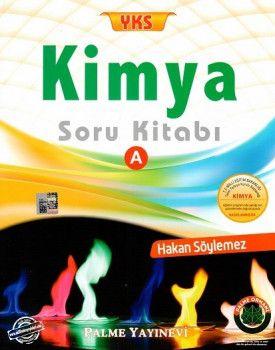 Palme Yayınları YKS Kimya Soru Kitabı A