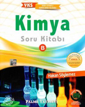 Palme Yayınları YKS Kimya Soru Kitabı B