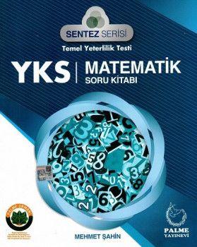 Palme Yayınları YKS 1. Oturum TYT Matematik Soru Bankası Sentez Serisi
