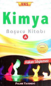 Palme Yayınları YKS Kimya A Başucu Kitabı Cep