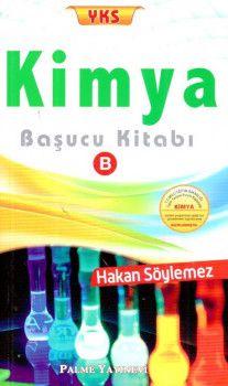 Palme Yayınları YKS Kimya B Başucu Kitabı Cep