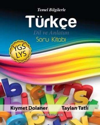 Palme YGS LYS Türkçe Soru Bankası