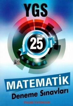 Palme YGS Matematik 25 Deneme