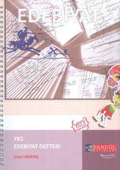 Pandül Yayınları YKS 2. Oturum Edebiyat Defteri