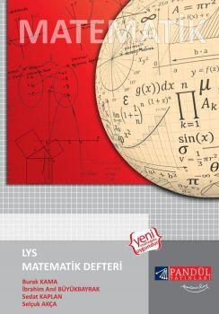 Pandül Yayınları LYS Matematik Defteri