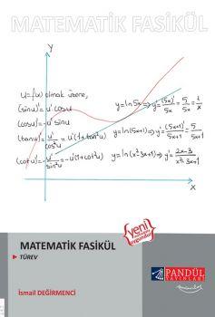 Pandül Yayınları Matematik Fasikül Türev