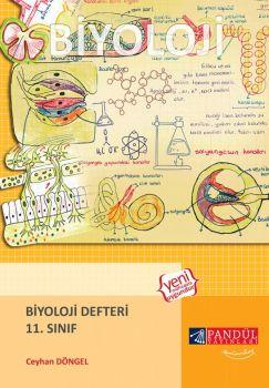 Pandül Yayınları 11. Sınıf Biyoloji Defter