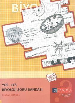 Pandül Yayınları YGS LYS Biyoloji Soru Bankası