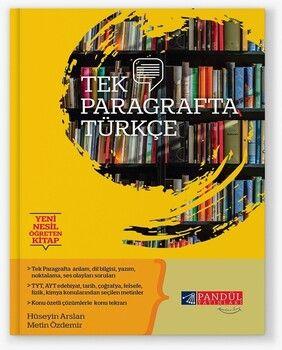 Pandül Yayınları Tek Paragrafta Türkçe