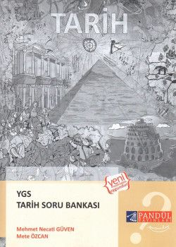 Pandül Yayınları YGS Tarih Soru Bankası