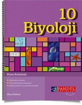 Pandül Yayınları 10. Sınıf Biyoloji Defteri