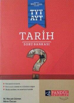 Pandül Yayınları TYT AYT Tarih Soru Bankası