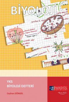 Pandül Yayınları YKS 2. Oturum Biyoloji Defteri