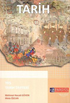 Pandül Yayınları YKS 2. Oturum Tarih Defteri