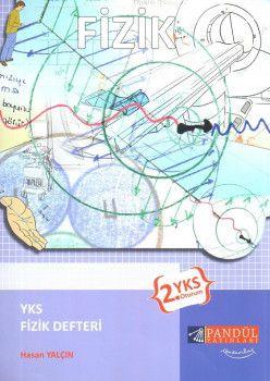 Pandül Yayınları YKS 2. Oturum Fizik Defteri