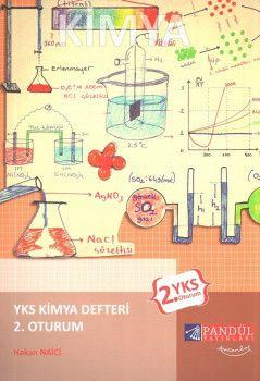 Pandül Yayınları YKS 2. Oturum Kimya Defteri