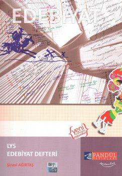 Pandül Yayınları LYS Edebiyat Defteri