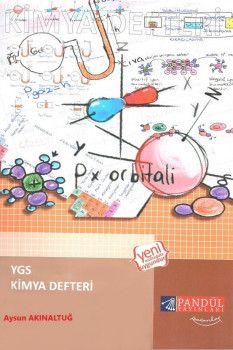 Pandül Yayınları YGS Kimya Defteri