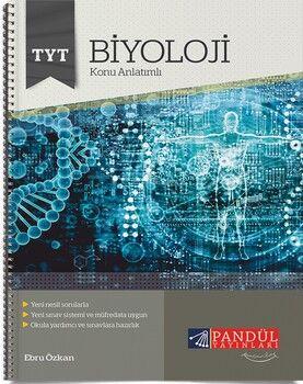 Pandül Yayınları TYT Biyoloji Defteri