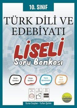 Pano Yayınları 10. Sınıf Türk Dili ve Edebiyatı Liseli Soru Bankası