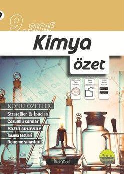 Pano Yayınları 9. Sınıf Kimya Özet
