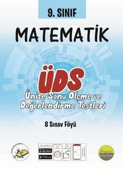 Pano Yayınları 9. Sınıf Matematik Ünite Değerlendirme Sınavı