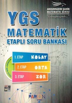 PARION Yayınevi YGS Matematik Etaplı Soru Bankası