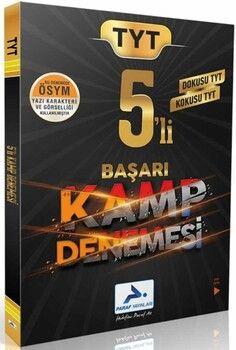Paraf Yayınları  TYT 5 li Başarı Kamp Denemesi