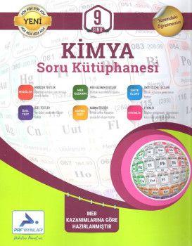 Paraf Yayınları 9. Sınıf Kimya Soru Kütüphanesi