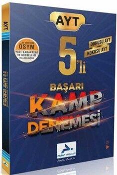 Paraf Yayınları AYT 5 li Başarı Kamp Denemesi